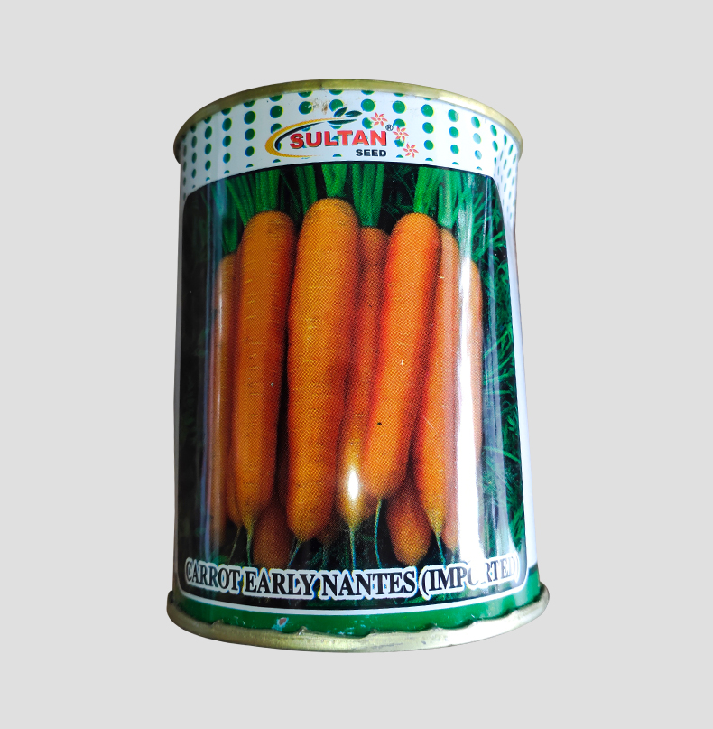 Sultan Hybrid Carrot Seeds