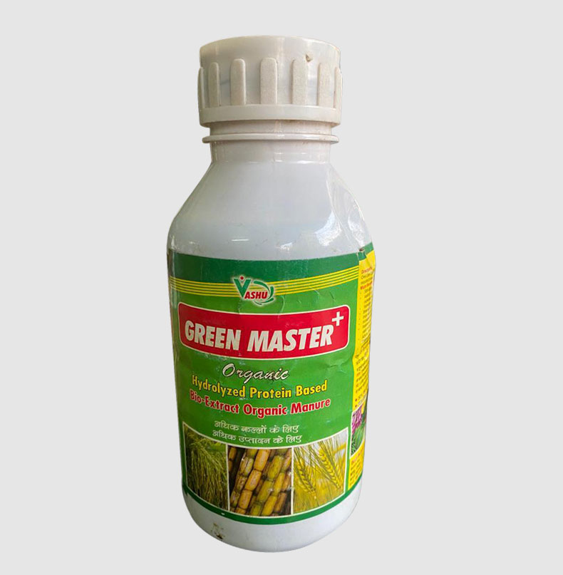 GREEN  MASTER PLUS  - PLANT NUTRIENTS