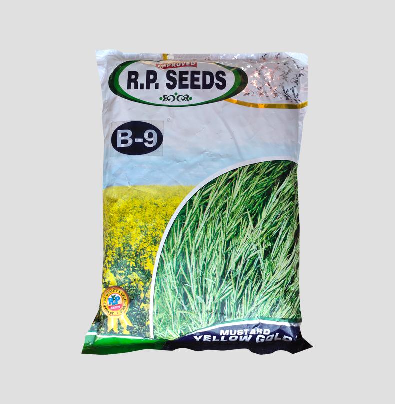 B-9 Yellow Mustard Seed