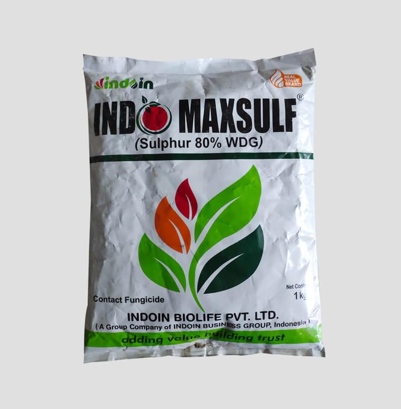 Indo Maxsulf ( Sulphur 80% WDG )