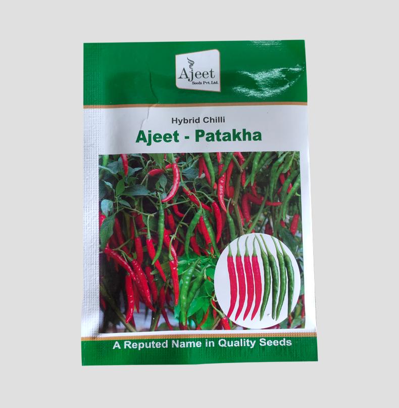 Patakha Hybrid Chilli Seeds