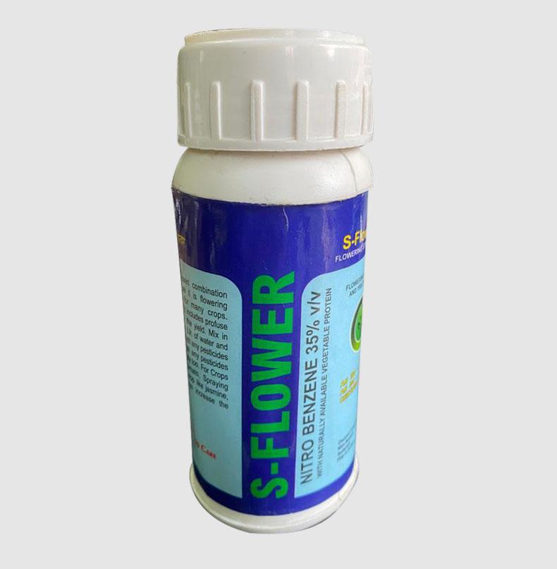 S-FLOWER NITRO BENZEEN - PLANT NUTRIENT