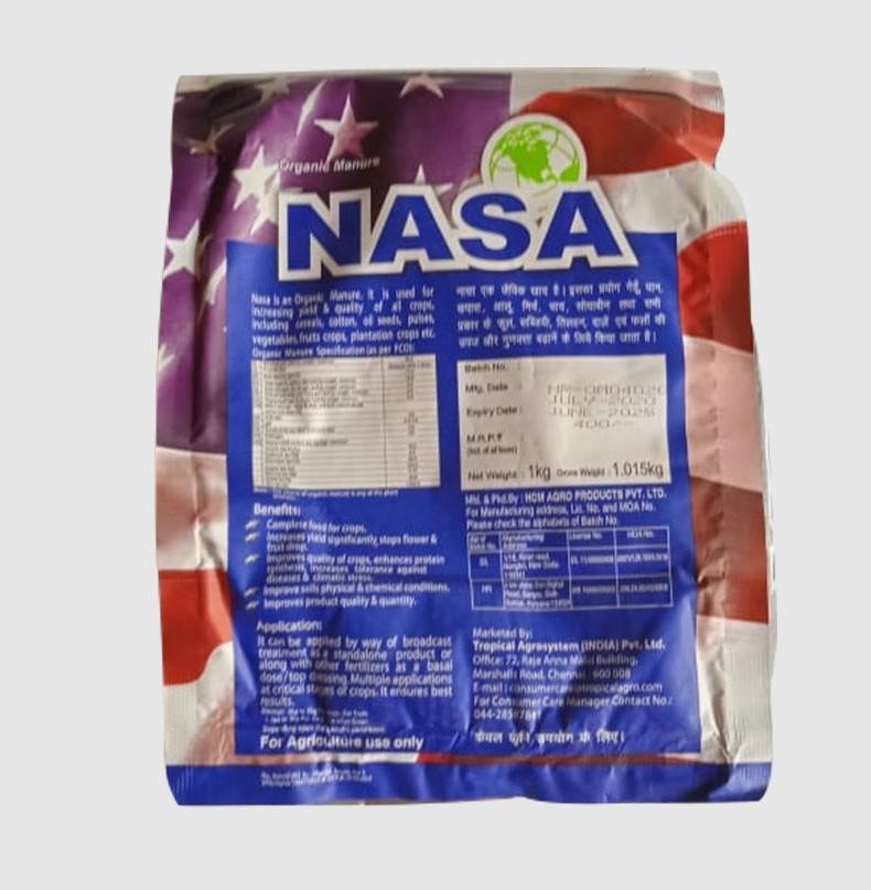 NASA ZINC FERTILIZER