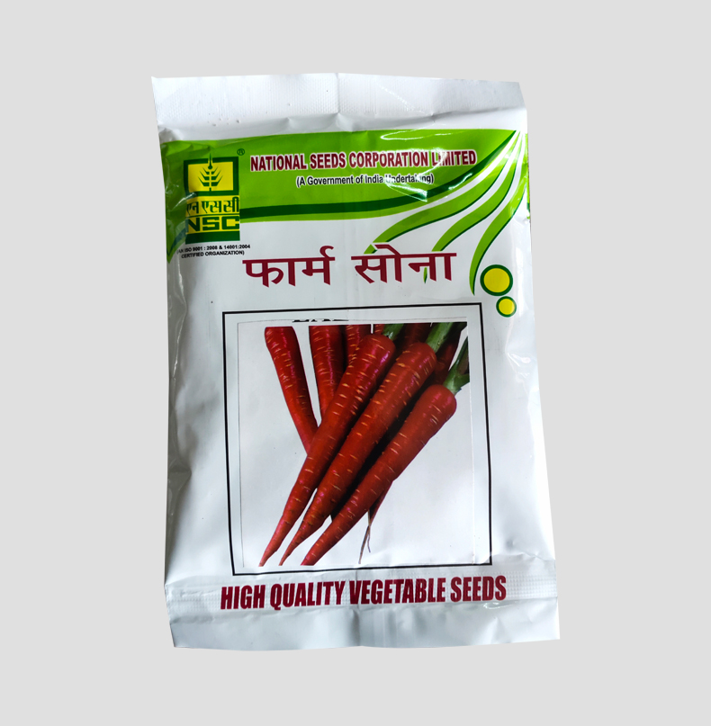 NSC Hybrid Carrot Seeds
