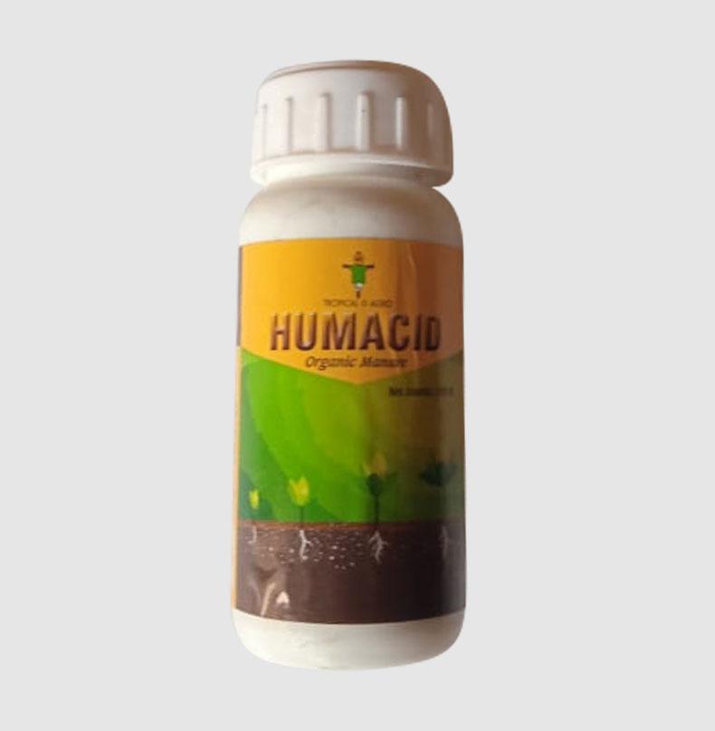 Humacid organic manure